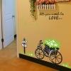 สติกเกอร์ จักรยานแห่งความรัก