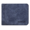 กระเป๋าสตางค์ SevJink-LeaR สีน้ำเงินเข้ม