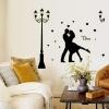 สติกเกอร์คนจูบกัน(เรืองแสง)