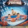 สระน้ำเป่าลม Spiderman 201x150x51