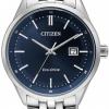 นาฬิกาข้อมือผู้ชาย Citizen Eco-Drive รุ่น BM7250-56L, Sapphire Japan 100m Blue Dial