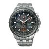 นาฬิกาผู้ชาย Citizen รุ่น JY0030-52E, PROMASTER Eco-Drive Silver Japan Mens Watch