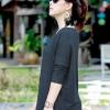 Sweater สีดำ (รอ 15วัน)