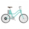 จักรยานไฟฟ้าทรงผู้หญิง Yunbike C1 - สีเขียวมิ้นต์ (Pre-Order)
