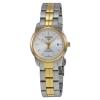 นาฬิกาผู้หญิง Tissot รุ่น T0493072203100, PR100 Automatic Silver Dial Two-tone
