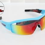 SS1 - Belgain Flag Blue - แว่นตาจักรยาน LAZER