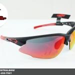 ARR - Gloss Black - แว่นตาจักรยาน LAZER