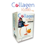 Donut Collagen 10000 mg. โดนัทคอลลาเจน 10000 มก.กลิ่นส่้ม ราคาส่งถูกๆ