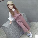 KK485 -เสื้อ+กางเกง 5 ตัว/แพค ไซส์ 100-140
