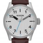 นาฬิกาผู้ชาย Nixon รุ่น A9751113, SAFARI LEATHER