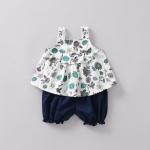 BB69 -เสื้อ+กางเกง 4 ตัว/แพค ไซส์ 70-100