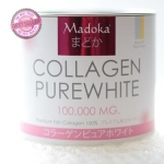 Madoka Collagen Pure White แท้จากญี่ปุ่น ใช้ดีมากๆขอบอก