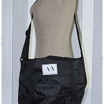 A|X Armani Exchange Buckle Bag