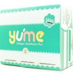 Yume Collagen 20,000mg(15 ซอง) กลูต้าไธโอนพลัส สุดยอดความขาว