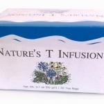 ยาชงสมุนไพร เนเจอร์ส ที Nature's T Infusion มี30 ซอง