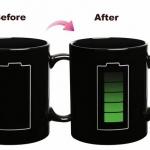 แก้วน้ำมหัศจรรย์ สามารถเปลี่ยนลายได้เองหลังจากเติมน้ำ