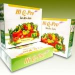 ไฮคิว โปร ( Hi Q-Pro ) ใยอาหาร ดีท๊อกซ์แบบธรรมชาติบำบัด 1 กล่อง