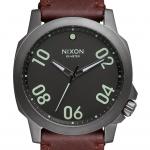 นาฬิกาผู้ชาย Nixon รุ่น A4661099, Ranger 45 Leather