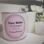 Pure white Collagen 100 By fon fon คอลลาเจนสด 200g. ราคาส่งถูกๆ