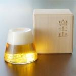แก้วเบียร์ภูเขาไฟฟูจิ
