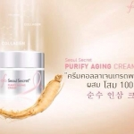 โซล ซีเคร็ท ครีม Seoul Secret Purify Aging Cream 30ml