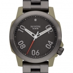 นาฬิกาผู้ชาย Nixon รุ่น A4682220, Ranger 40