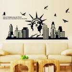 เทพีเสรีภาพ (Statue of Liberty)
