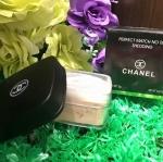 Chanel แป้งฝุ่นชาเเนล ขนาด10กรัม ราคา 110 บาท