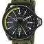 นาฬิกาผู้ชาย Diesel รุ่น DZ1758, Rollcage Green Silicone Strap Watch thumbnail 1