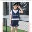 PX366 -เสื้อ+กระโปรง 5 ชุด/แพค ไซส์ 120-160 thumbnail 1