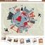 สติกเกอร์รวมสถาปัตกรรมของประเทศต่างๆ thumbnail 7