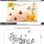 สติ๊กเกอร์ลายผีเสื้อเกาะดอกไม้ thumbnail 4