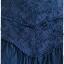 Sold เดรส ชีฟอง คอปีน แต่งลูกไม้ แขนยาว เข้าเอว ซิปหลัง สีน้ำเงิน thumbnail 3