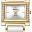 นาฬิกาผู้หญิง Rhythm รุ่น F1209T04, Sapphire Fashion Series Gold Tone F1209T-04, F1209T 04 thumbnail 1