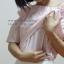 *** เสื้อให้นม ราคาพิเศษ *** เสื้อให้นม Phrimz : Daisy Off Shoulder Breastfeeding Top thumbnail 13