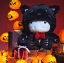 Mitu Black Bat Doll - ตุ๊กตา Mitu ค้างคาวดำ thumbnail 10