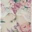 Sold เดรสสั้น ปกกะลาสี แขนกุด เข้าเอว กระดุมหน้า พื้นสีขาว ลายดอก thumbnail 3