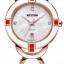 นาฬิกาผู้หญิง Rhythm รุ่น L1502S03, Diamond Sapphire L1502S 03, L1502S-03 thumbnail 1