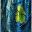 Sold เดรสฮาวาย แขนสั้น ต่อใต้อก ซิปหลัง พิมพ์ลาย thumbnail 2