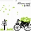 สติกเกอร์ จักรยานแห่งความรัก thumbnail 2