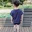 HZ405- เสื้อ+กางเกง 5 ตัว/แพค ไซส์ 80-120 thumbnail 4