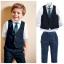 ID409- เสื้อ+กางเกง+เสื้อกั๊ก 6 ชุด /แพค ไซส์ 2-7T thumbnail 1