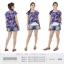 เสื้อให้นม Phrimz : Malee Breastfeeding Top - Ocean Blue thumbnail 6