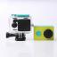 ฝาปิดเลนส์กล้อง และ ฝาปิดเลนส์เคสกันน้ำ Xiaomi Yi Action ยี่ห้อ Kingma thumbnail 4