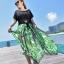 ชุดว่ายน้ำคนอ้วน พร้อมส่ง :ชุดว่ายน้ำไซส์ใหญ่สีเขียวแต่งลายโซ่สีสันสดใส set 4 ชิ้น ใส่ได้หลาย styleมีเสื้อตัวนอก บราตัวใน กางเกงขาสั้นและกระโปรง แบบเก๋น่ารักมากๆจ้า:รายละเอียดไซส์คลิกเลยจ้า thumbnail 3