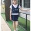 PX366 -เสื้อ+กระโปรง 5 ชุด/แพค ไซส์ 120-160 thumbnail 2
