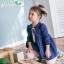 BZ276-เสื้อ+กางเกง 5 ตัว/แพค ไซส์ 90 100 100 110 110 thumbnail 1