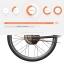 จักรยานไฟฟ้าทรงผู้หญิง Yunbike C1 - สีแดง (Pre-Order) thumbnail 8