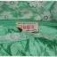Sold เดรสยาว แขนตุ๊กตา ต่อใต้อก ซิปหลัง ผ้าลูกไม้ สีขาว ซับใน สีเขียว thumbnail 4