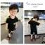 HZ468-เสื้อ+กางเกง 5 ตัว/แพค ไซส์ 80-120 thumbnail 2